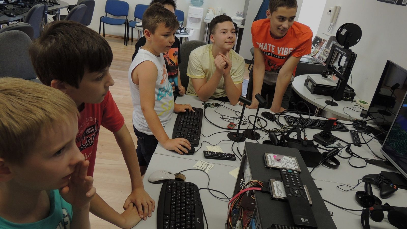 informatika tábor